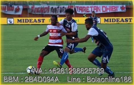 Arema Vs Madura United 17 Sep 2018