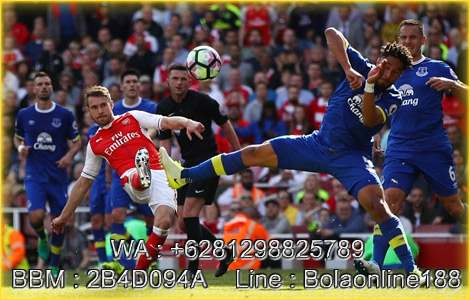 Arsenal Vs Everton 23 Sep 2018