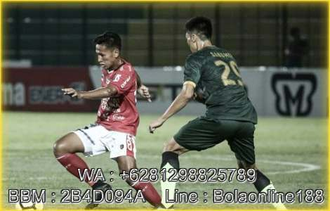 Bali United Vs PS TIRA