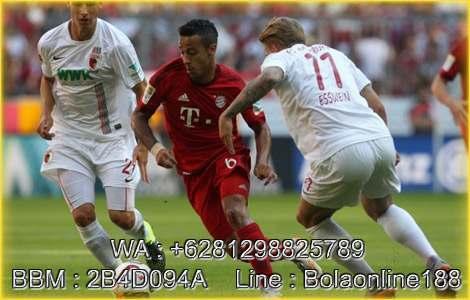 Bayern Munchen Vs Augsburg 26 Sep 2018