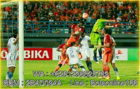 Borneo Vs Persib 17 Sep 2018
