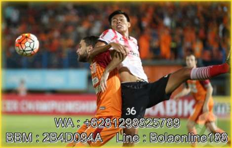 Borneo Vs Persija 12 Sept 2018