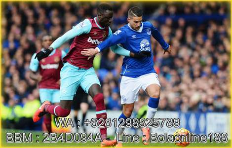 Everton Vs West Ham United 16 Sep 2018