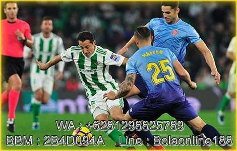 Girona Vs Real Betis 28 Sep 2018