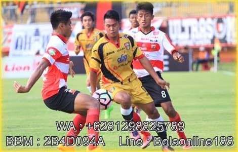 Madura United Vs Mitra Kukar 13 Sep 2018