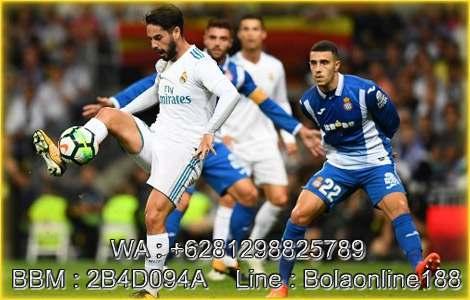 Prediksi Real Madrid Vs Espanyol 23 Sep 2018