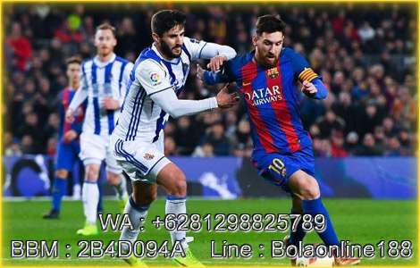 Real Sociedad Vs Barcelona 15 Sep 2018