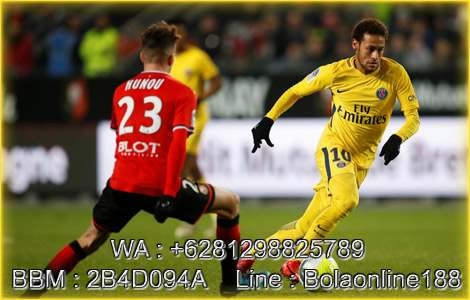 Rennes Vs PSG 23 Sep 2018