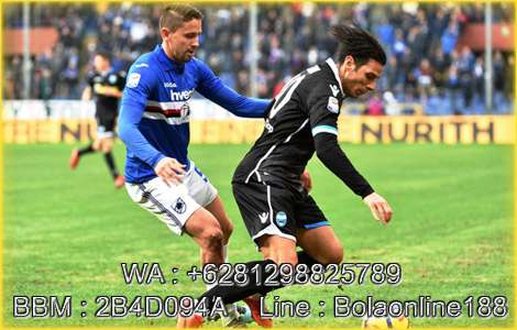Sampdoria Vs Spal 2 Okt 2018