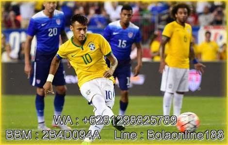 Amerika Serikat Vs Brasil 8 September 2018