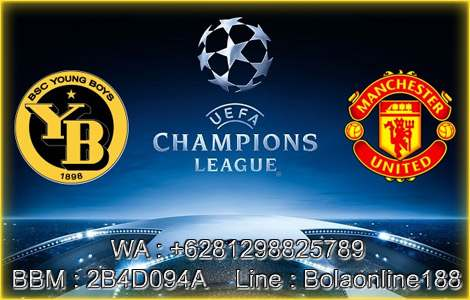 Young Boys Vs Manchester United 20 Sep 2018