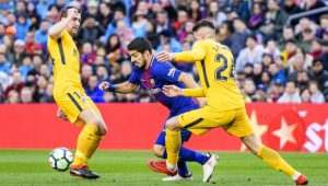 Prediksi Skor Atletico Madrid VS Barcelona 25 November 2018