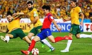 Prediksi Skor Australia Vs Korea Republik 17 November 2018