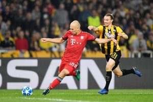 Prediksi Skor Bayern Munchen Vs Aek Athens 8 November 2018