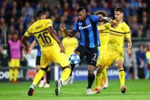 Prediksi Skor Borussia Dortmund Vs Club Brugge 29 November 2018