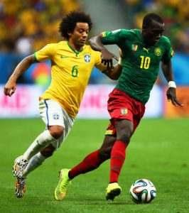 Prediksi Skor Brasil Vs Kamerun 21 November 2018