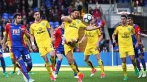 Prediksi Skor Crystal Palace VS Burnley 1 Desember 2018