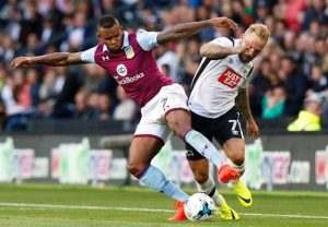 Prediksi Skor Derby County Vs Aston Villa 10 November 2018