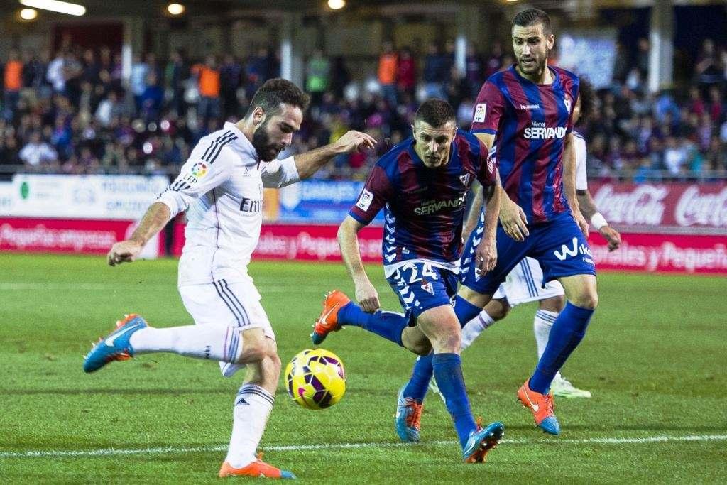Prediksi Skor Eibar VS Real Madrid 24 November 2018