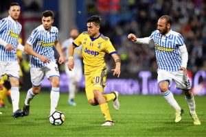 Prediksi Skor Juventus Vs Spal 25 November 2018
