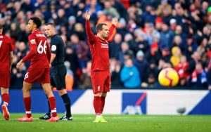Prediksi Skor Liverpool Vs Fulham 11 November 2018