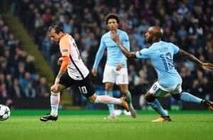 Prediksi Skor Manchester City Vs Shakhtar Donetsk 8 November 2018