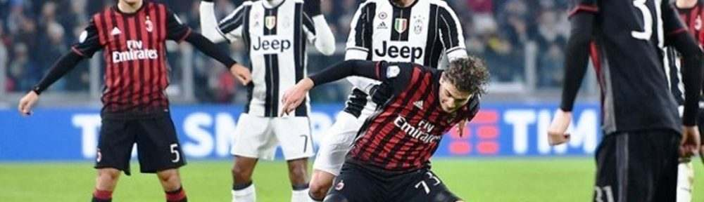 Prediksi Skor Milan Vs Juventus 12 November 2018