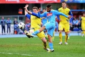 Prediksi Skor Napoli Vs Chievo 25 November 2018