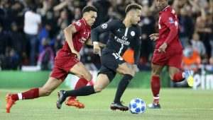 Prediksi Skor PSG Vs Liverpool 29 November 2018