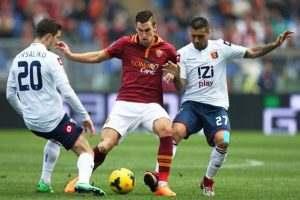 Prediksi Skor AS Roma vs Genoa 17 Desember 2018