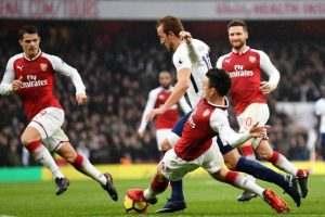 Prediksi Skor Arsenal Vs Tottenham 20 Desember 2018