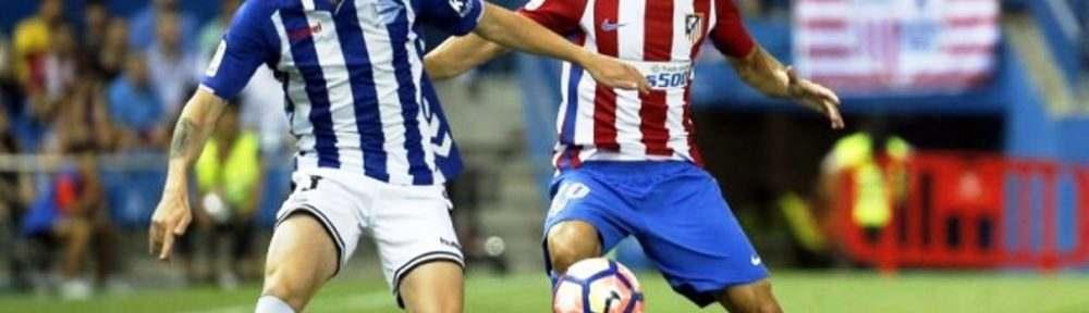 Prediksi Skor Atl. Madrid vs Alaves 8 Desember 2018