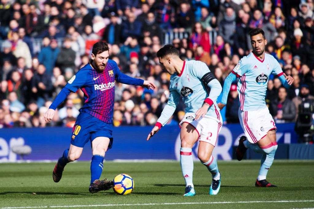 Prediksi Skor Barcelona vs Celta Vigo 23 Desember 2018