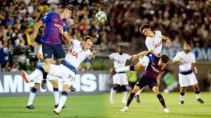 Prediksi Skor Barcelona vs Tottenham Hotspur 12 Desember 2018