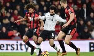 Prediksi Skor Bournemouth vs Liverpool 8 Desember 2018