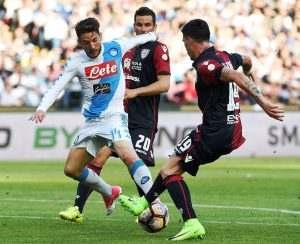 Prediksi Skor Cagliari vs Napoli 17 Desember 2018