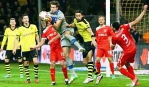 Prediksi Skor Dusseldorf vs Dortmund 19 Desember 2018