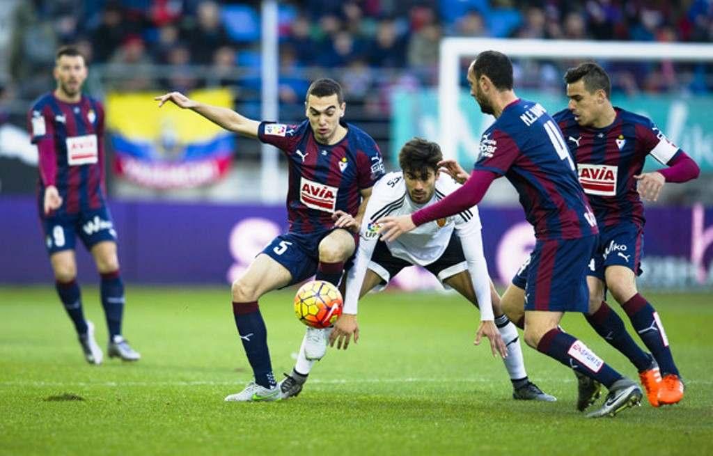 Prediksi Skor Eibar vs Valencia 16 Desember 2018
