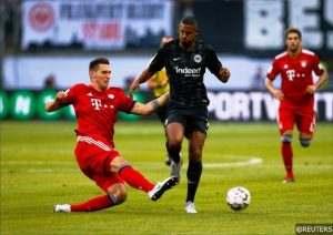 Prediksi Skor Eintracht Frankfurt VS Wolfsburg 3 Desember 2018