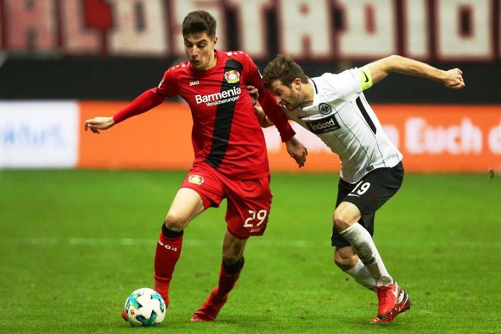 Prediksi Skor Eintracht Frankfurt vs Bayer Leverkusen 17 Desember 2018