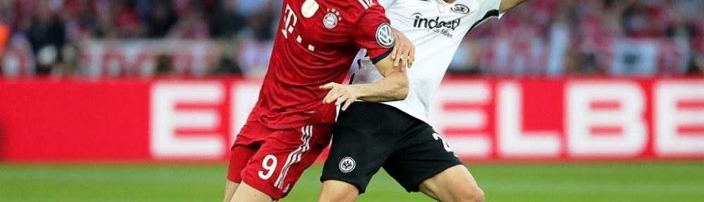 Prediksi Skor Eintracht Frankfurt vs Bayern Munich 23 Desember 2018