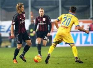 Prediksi Skor Frosinone vs AC Milan 26 Desember 2018