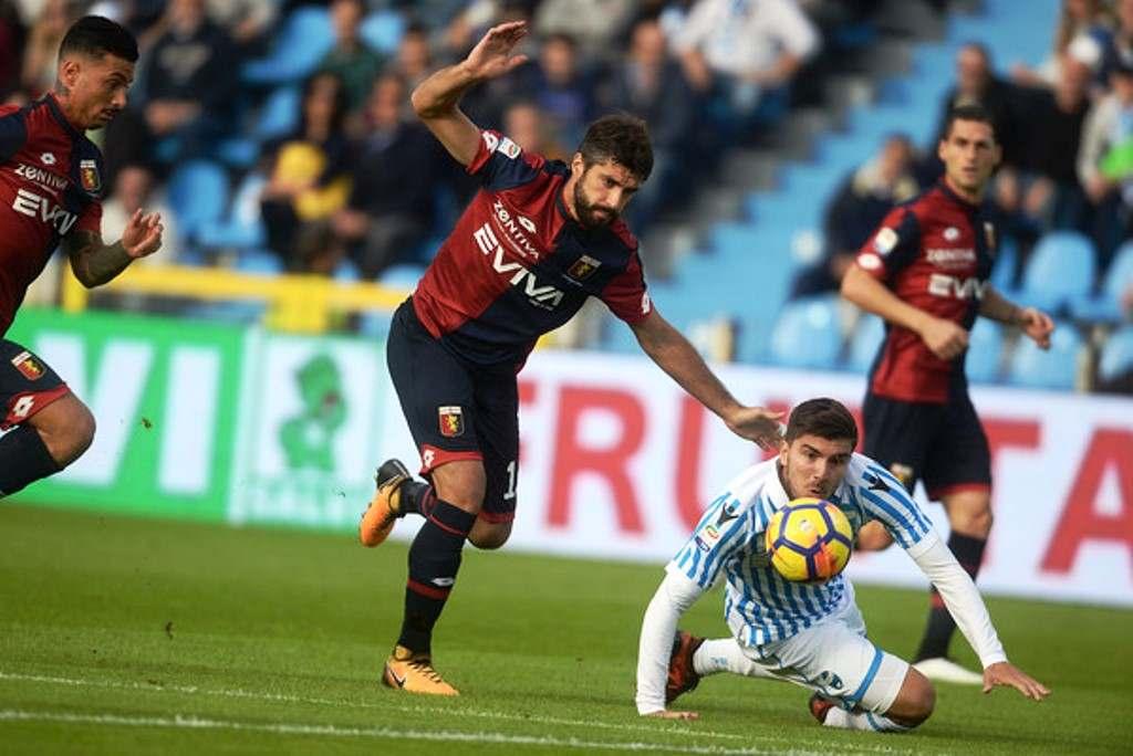Prediksi Skor Genoa vs Spal 10 Desember 2018