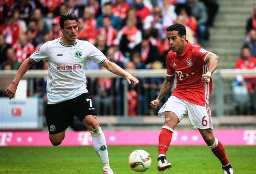 Prediksi Skor Hannover vs Bayern Munich 15 Desember 2018