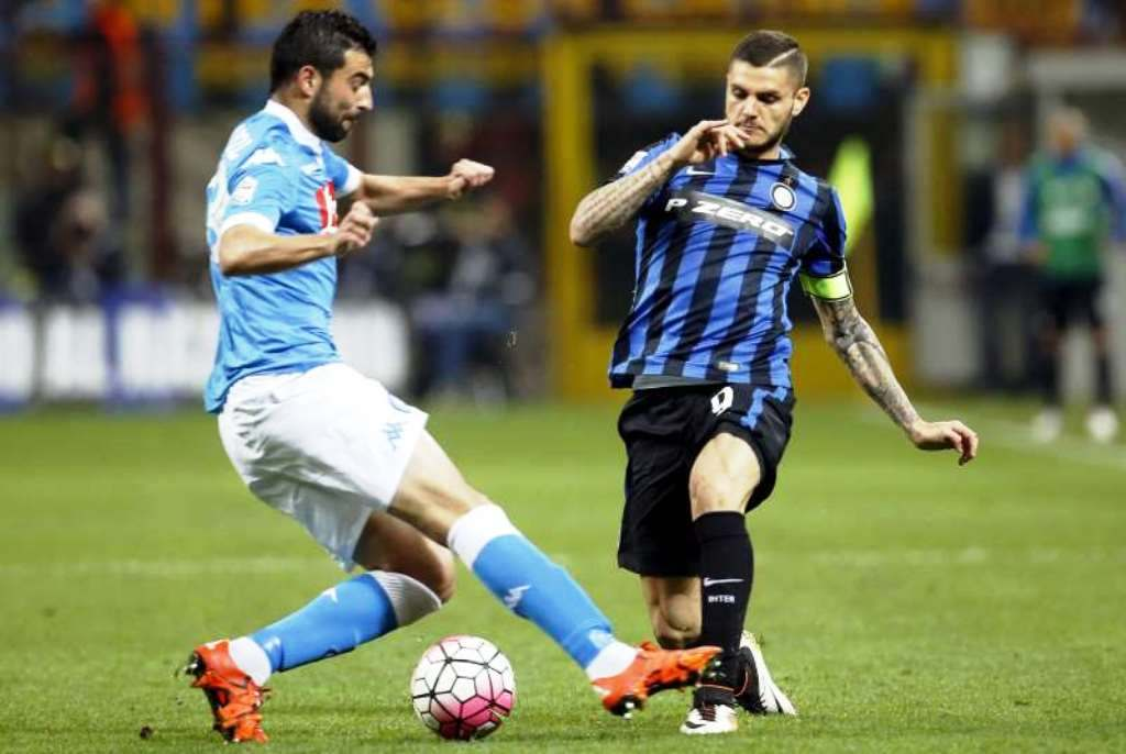 Prediksi Skor Inter vs Napoli 27 Desember 2018