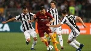 Prediksi Skor Juventus vs AS Roma 23 Desember 2018