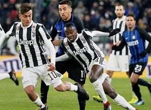 Prediksi Skor Juventus vs Inter 8 Desember 2018