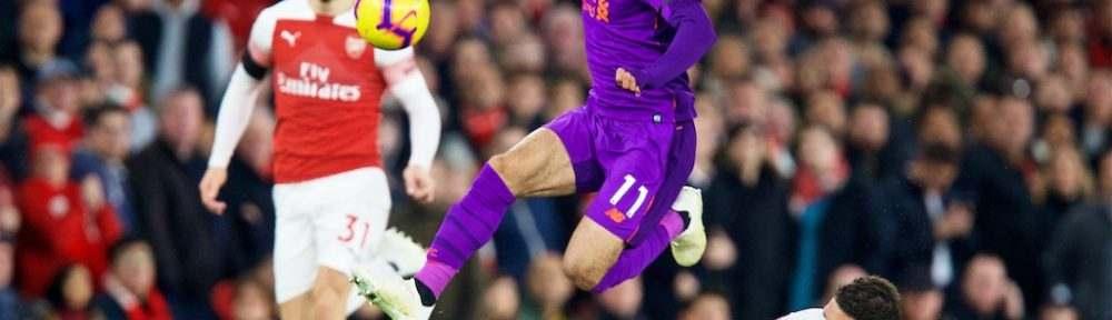 Prediksi Skor Liverpool vs Arsenal 30 Desember 2018