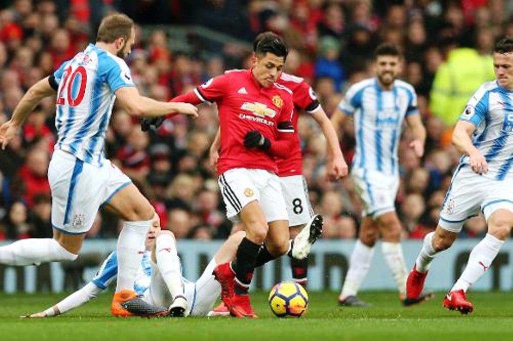 Prediksi Skor Manchester United vs Huddersfield 26 Desember 2018