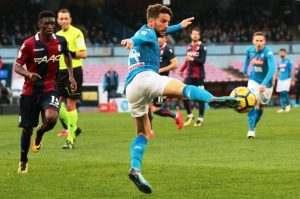 Prediksi Skor Napoli vs Bologna 30 Desember 2018